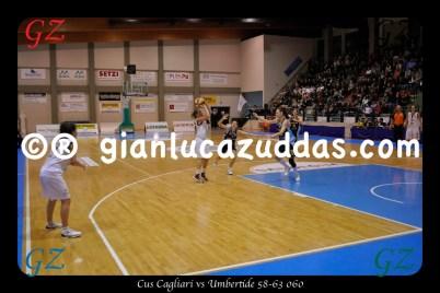 Cus Cagliari vs Umbertide 58-63 060