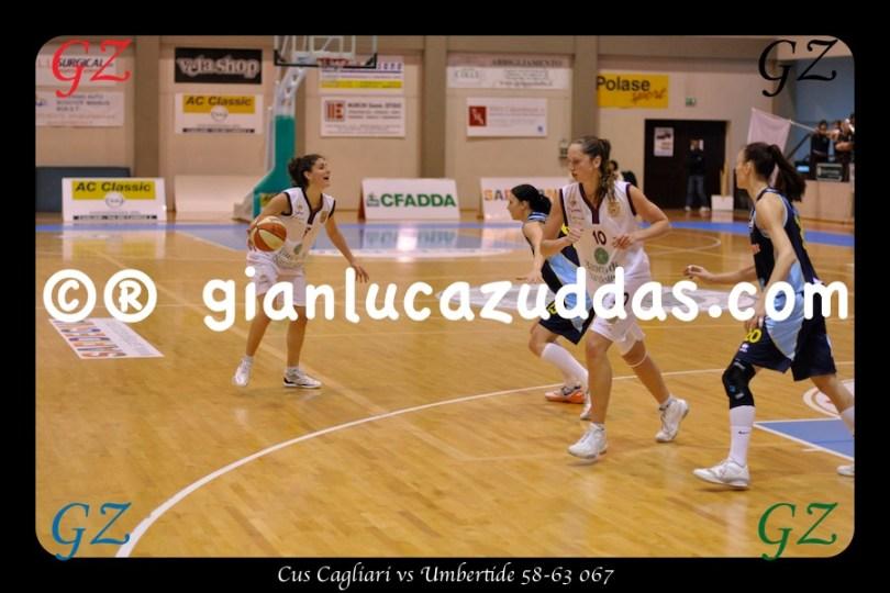 Cus Cagliari vs Umbertide 58-63 067