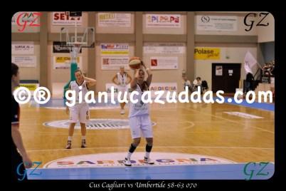 Cus Cagliari vs Umbertide 58-63 070