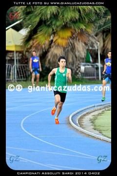 Campionati Assoluti Sardi 2014 0402