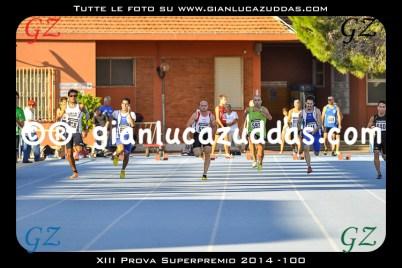 XIII Prova Superpremio 2014 -100