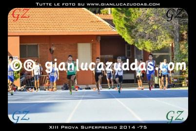 XIII Prova Superpremio 2014 -75