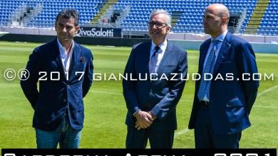 Photo of Presentazione Sardegna Arena, 3 maggio 2017