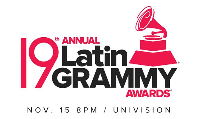 19 latin grammy