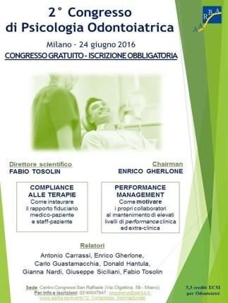 La gestione scientifica del comportamento nel futuro dell'odontoiatria.