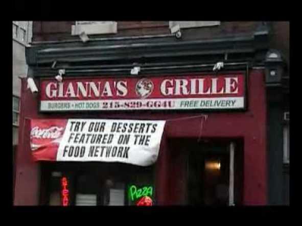 Gianna's Grille in Philadelphi