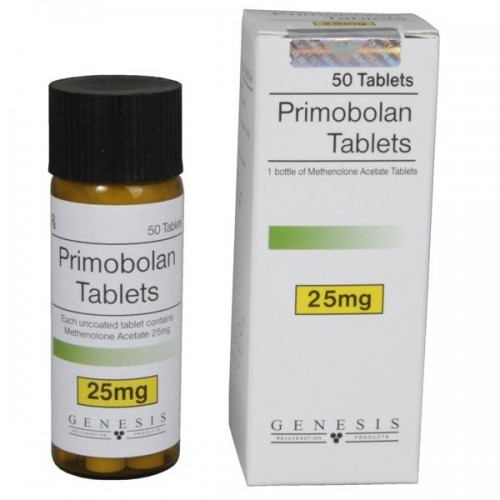 Primobolan for women
