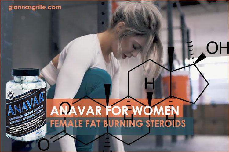 Anavar for women