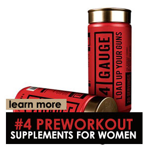 4Gauge pre-workout supplements for men and women