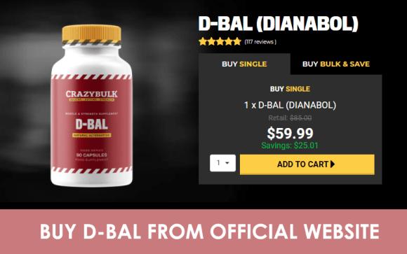 Buy Dianabol (Dbal) pills online