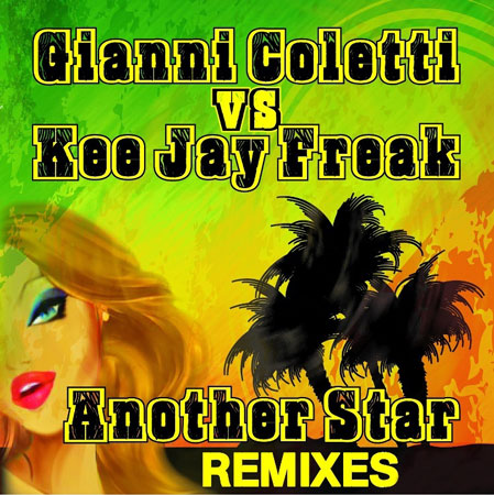 """Gianni Coletti vs Keejay Freak – """" Another Star """" number one on Beatport!"""