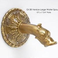 Venice Large Water Spout