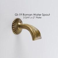 Roman Water Spout