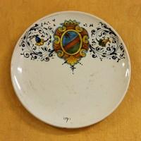 Linea Firenze Round Wall Plate