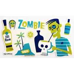 Zombie Cocktail rum overproof