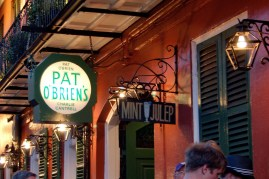 hurricane pat o'brien's new orleans
