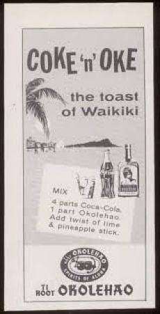 radice di ti plant okolehao fermentato distillato hawaiian monshine