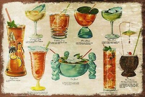 come fare twist dei cocktail tiki tecnica martini cocktail