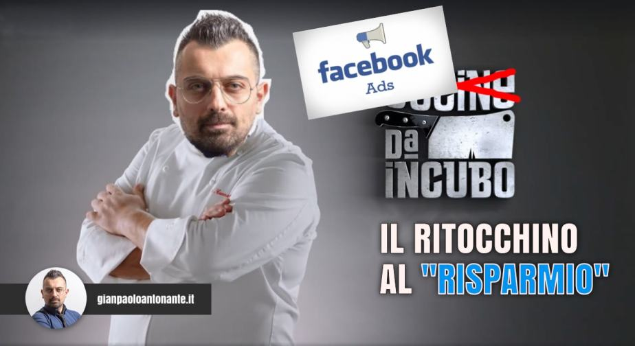 Facebook Ads da incubo