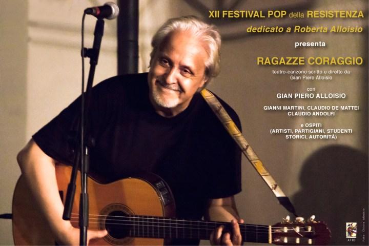 XII Festival Pop della Resistenza 2017