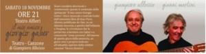 "Gian Piero Alloisio: ""Il mio amico Giorgio Gaber"" @ Teatro Alfieri - Castelnuovo Garfagnana (LU) | Castelnuovo di Garfagnana | Toscana | Italia"
