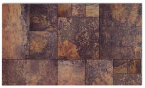 Mirage Pietre Slate Multicolor Bathroom Tiles