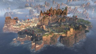 King's Canyon, the original map of Apex Legends