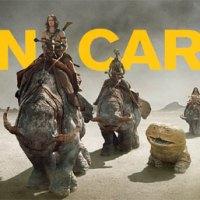 John Carter (of Mars.....sorta)