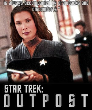 Star Trek: Outpost - Episode 31 - Old Friends and Memories