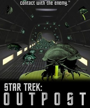 Star Trek: Outpost - Episode 38 - Enemy in the Darkness