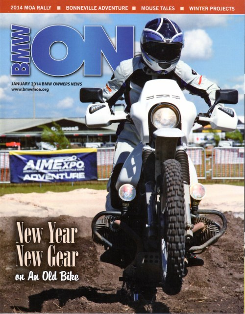 BMW Owners News January 2014