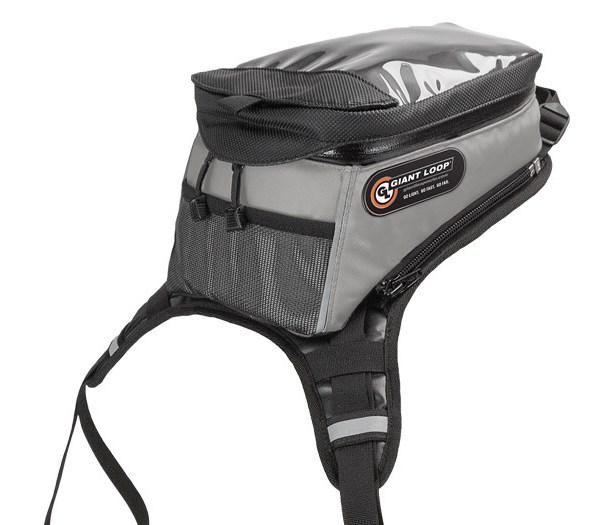 Diablo Pro Tank Bag in grey