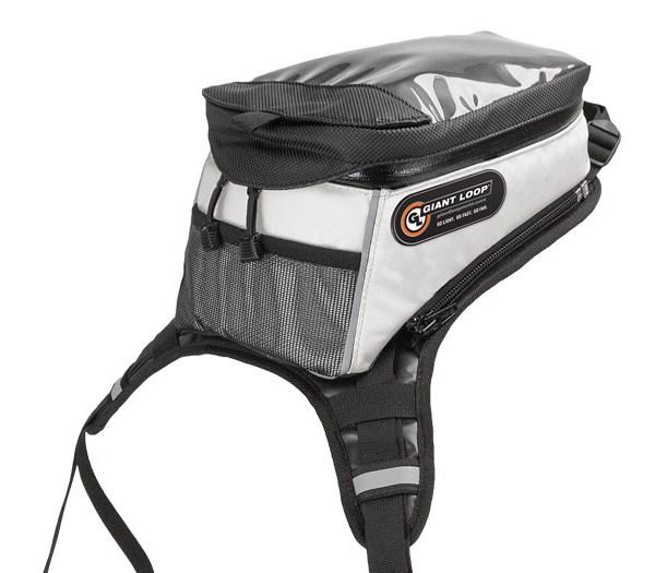 Diablo Pro Tank Bag in white