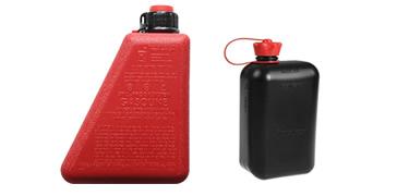 Gas Cans + Fuel Bladder