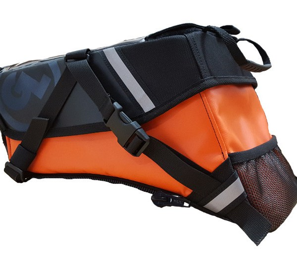 fandango tank bag limited edition orange