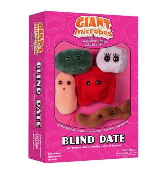 Blind Date: Valentine Perfect GIANTmicrobes