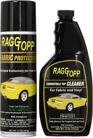 Fabric Cleaner and Protectant Twin Pack