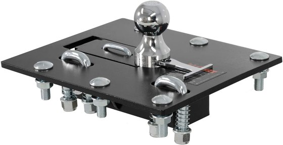 Ball Gooseneck Hitch