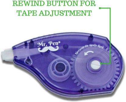 Correction Tape White Tape