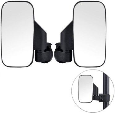 Upgraded UTV Side View Mirrors