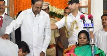 Chandrasekhar Rao's son Rama Rao, nephew Harish Rao relief in Telangana Cupboard