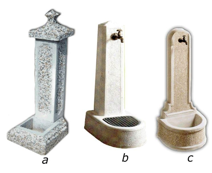 Le fontane da giardino fanno parte di quelle decorazioni che tutti vorremmo nel nostro giardino. Fontane Da Giardino In Cemento Fontane Migliori Fontane In Cemento