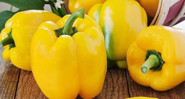 Risultati immagini per peperoni gialli