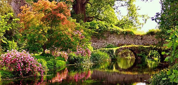 giardino di ninfe