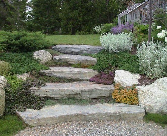 arredare il giardino con sassi e pietre i consigli di