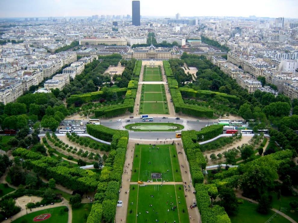 Il jardin des tuileries il pi importante giardino alla for Jardin jardin tuileries