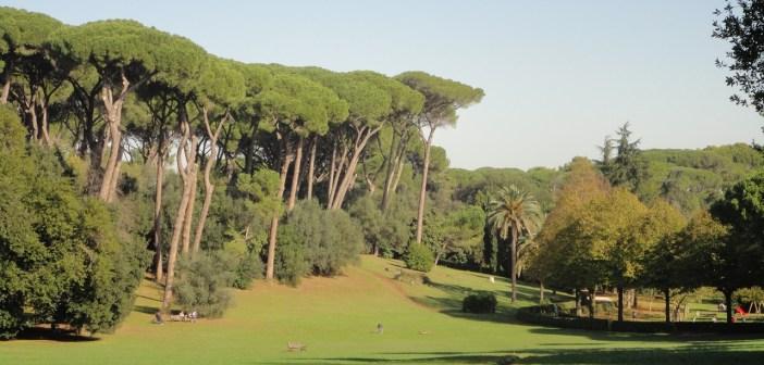 I cinque giardini più belli di Roma