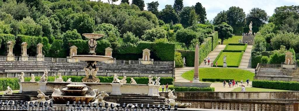 Il Giardino Di Boboli Un Gioiello Nel Cuore Di Firenze