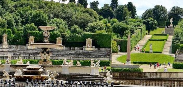 Il giardino di Boboli, un gioiello nel cuore di Firenze