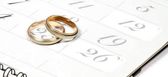 Ποιες ημερομηνίες δεν τελούνται γάμοι και βαπτίσεις!!!